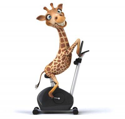 Posters Girafe Fun