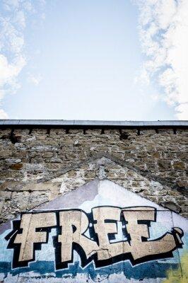Posters Graffiti Gratuit