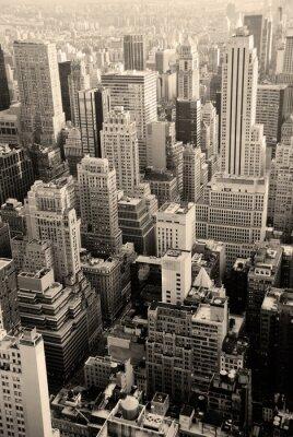 Gratte-ciel urbains, New York City