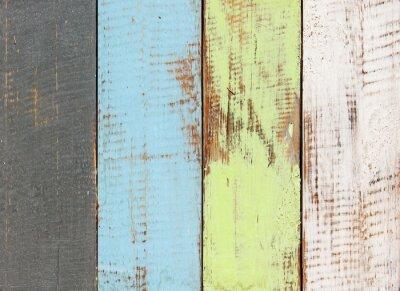 Posters grunge texture vieux bois