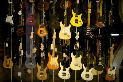 Posters Guitares électriques