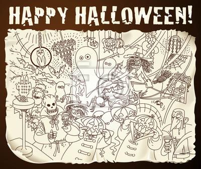 halloween backround