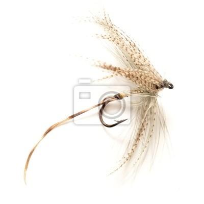Hameçon mouche for the pêche à la truite