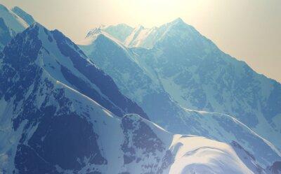 Posters Haute montagne du Caucase
