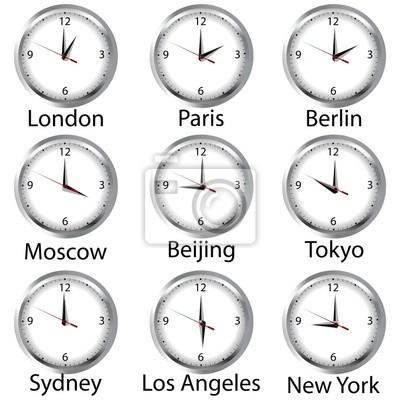 heures du monde
