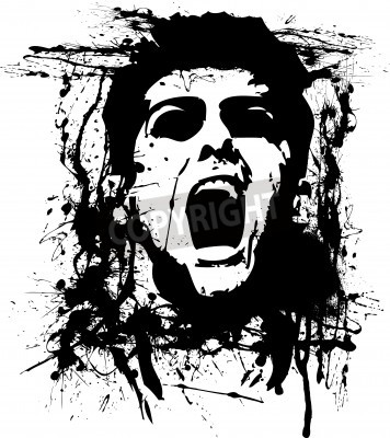 Posters horreur zombie