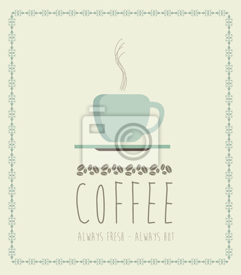 Icône de café