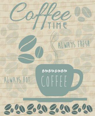 Posters Icône de café