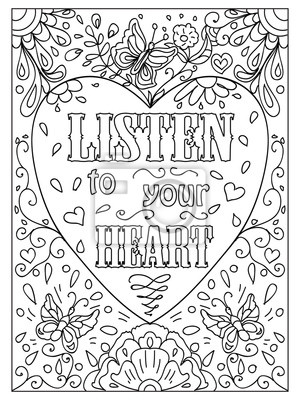 Coloriage Adulte Citation.Imprimervalentine Je Taime Citation Adulte Coloriage Affiches