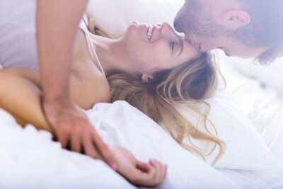 Posters Jeune, mariage, matin, sexe