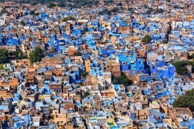 Posters Jodhpur la ville bleue, Rajasthan, Inde