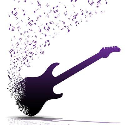 Posters Jouer de la guitare