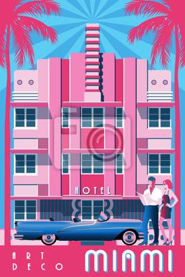 Journée ensoleillée à Miami, USA