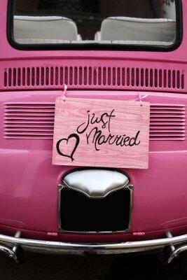 Posters Juste marié