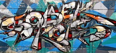 Posters l'art du graffiti à Novi Sad Serbie 8