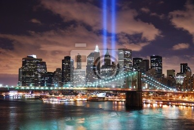 L'horizon de Manhattan