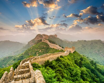 Posters La Grande Muraille de Chine