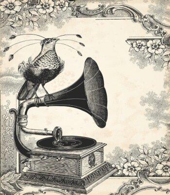 Posters La musique des oiseaux