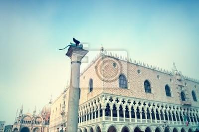 La Place St-Marc à Venise - Italie