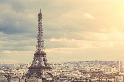 Posters La Tour Eiffel à Paris