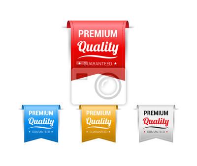 Posters Labels de qualité haut de gamme