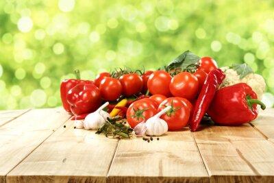 Posters légumes