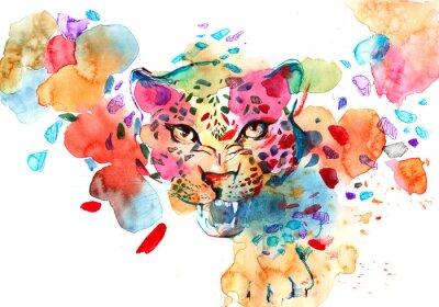 Posters léopard