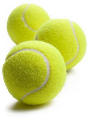 Les balles de tennis