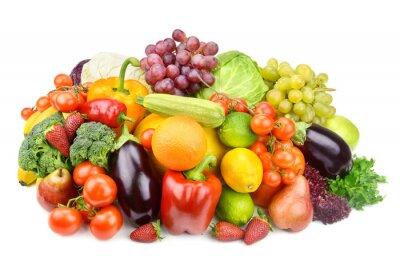 Posters les fruits et légumes
