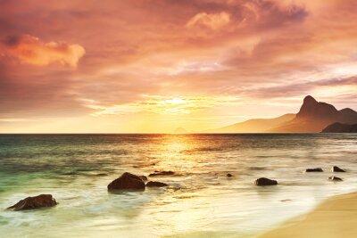 Posters lever du soleil