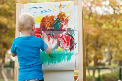 Little Boy Peinture