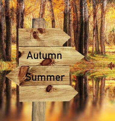 Posters Llego el otoño