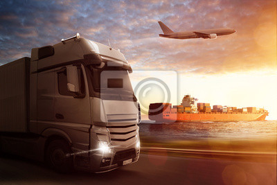 Posters Logistique