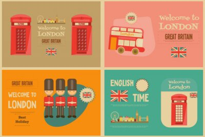 Posters Londres