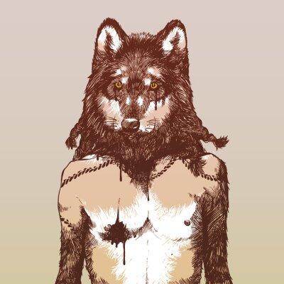Posters Loup-garou
