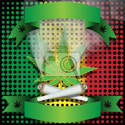 Posters Marijuana-Cannabis-conjoint