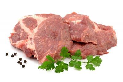 Posters Mięso wieprzowe karkówka