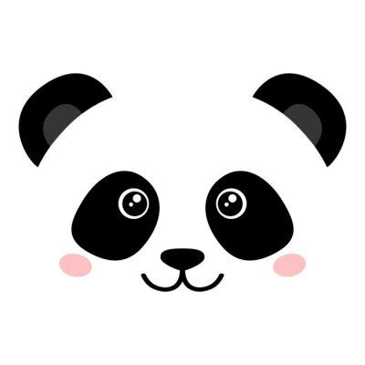 Posters Mignon, panda, figure