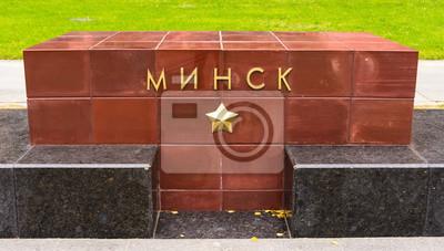 Minsk hommage à Moscou au Kremlin