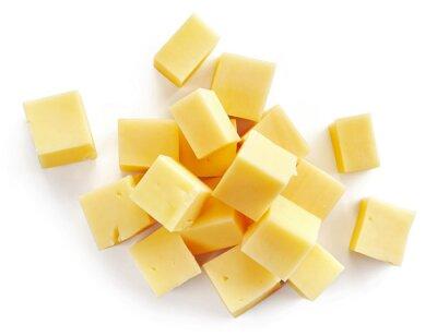 Posters morceaux de fromage