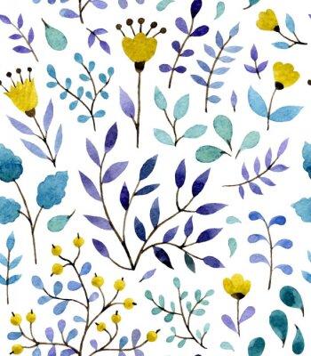 Posters motif floral