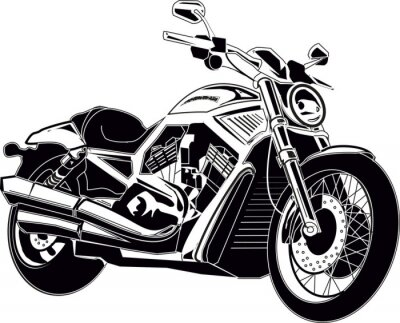 Posters moto