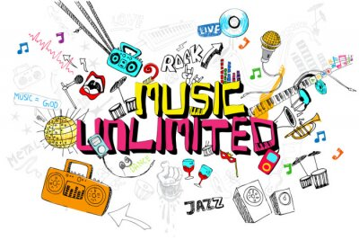 Posters Music Unlimited