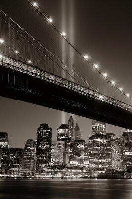 New York City la nuit