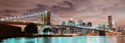 Posters New York City panorama