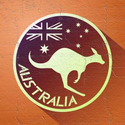 Posters Nice icône australie