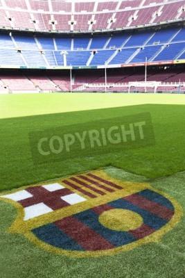 Posters Nou Camp - Fc Barcelona stadium detail