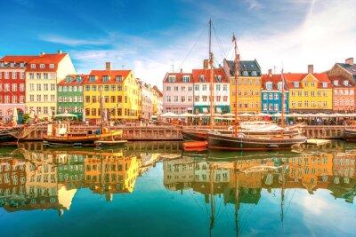 Posters Nyhavn à Copenhague