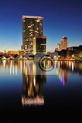 Orlando la nuit