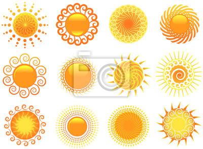 Orné soleil